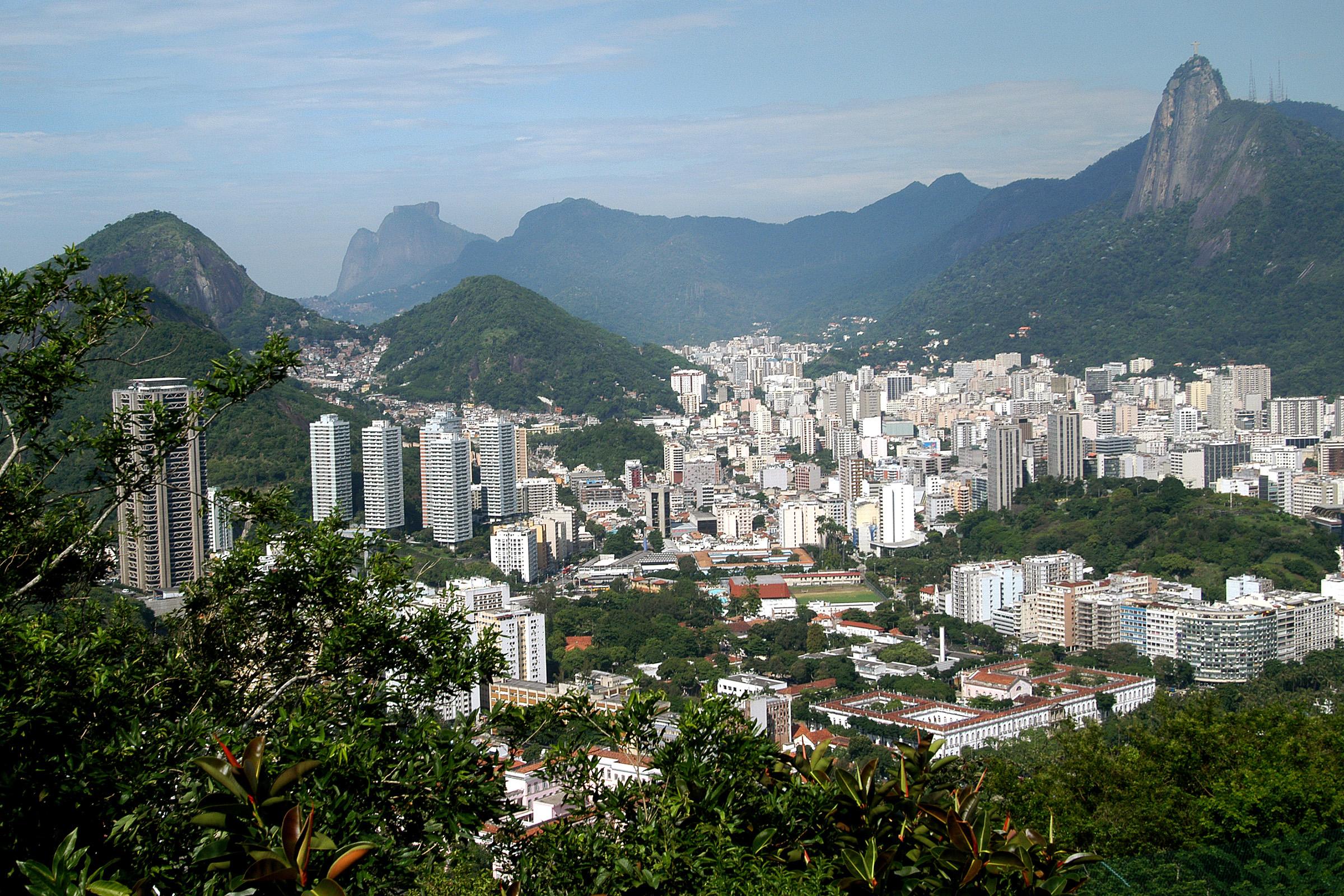 Brazília 2003 (Rio de Janeiro)