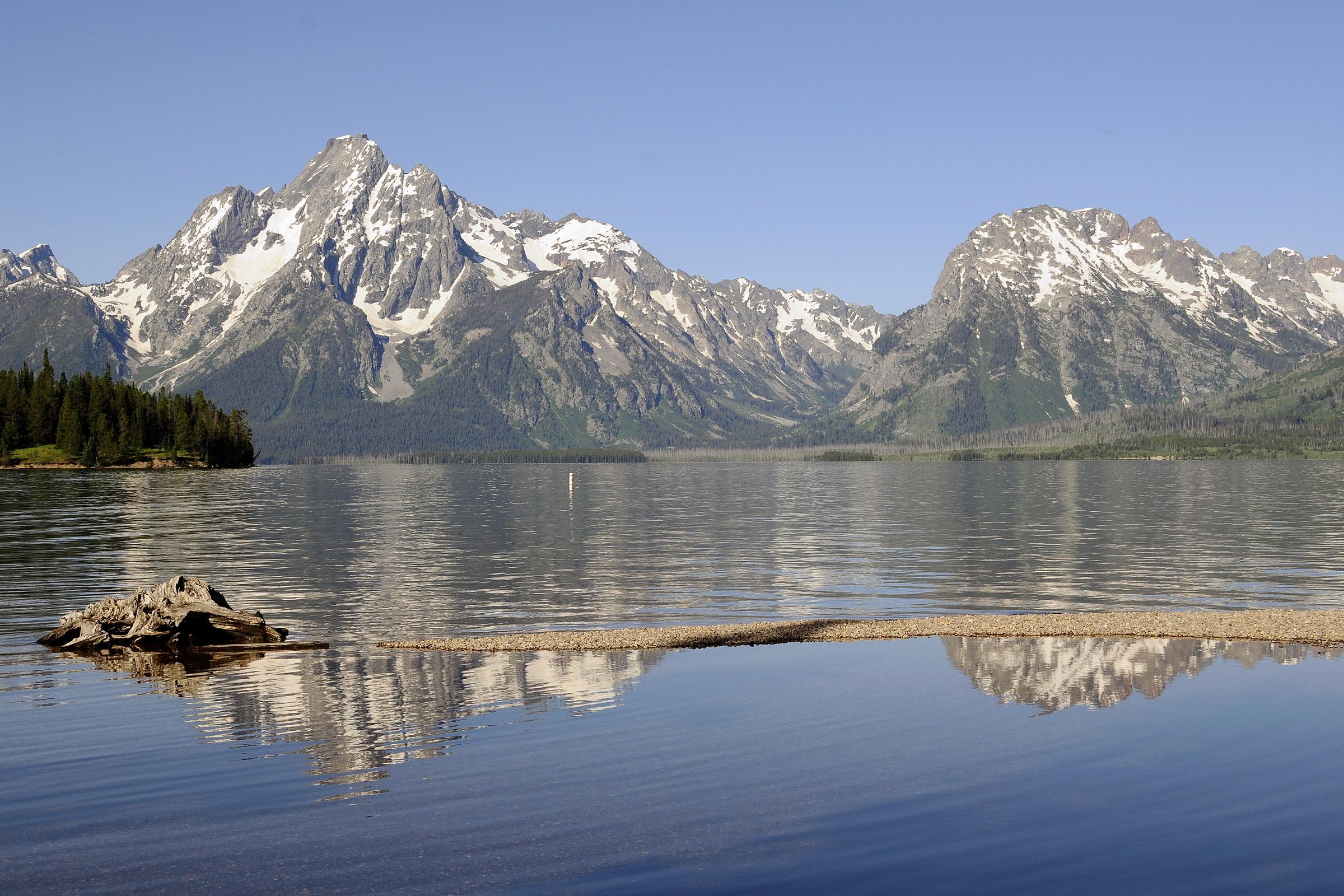 USA 2011 (Teton NP)