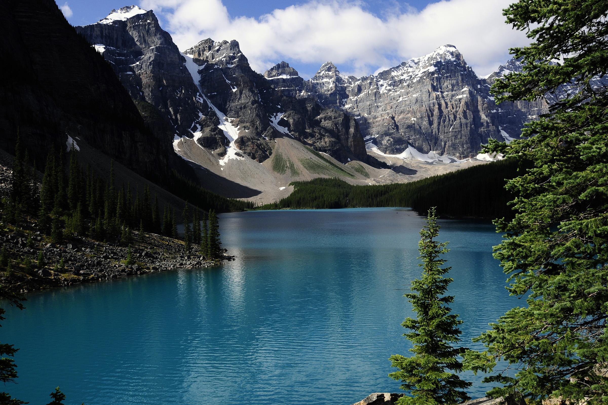 Kanada 2011 (Lake Luise és Yoho NP)