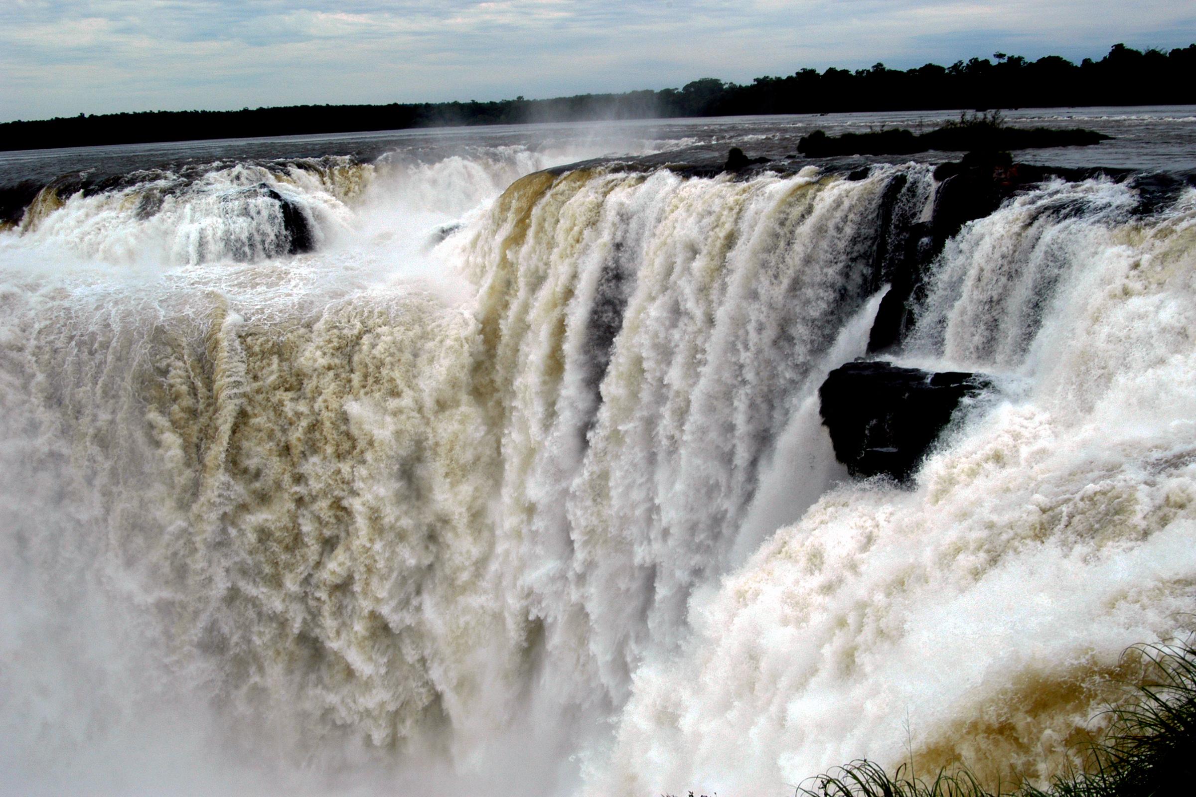 Brazília Argentína 2003 (Iguacu)