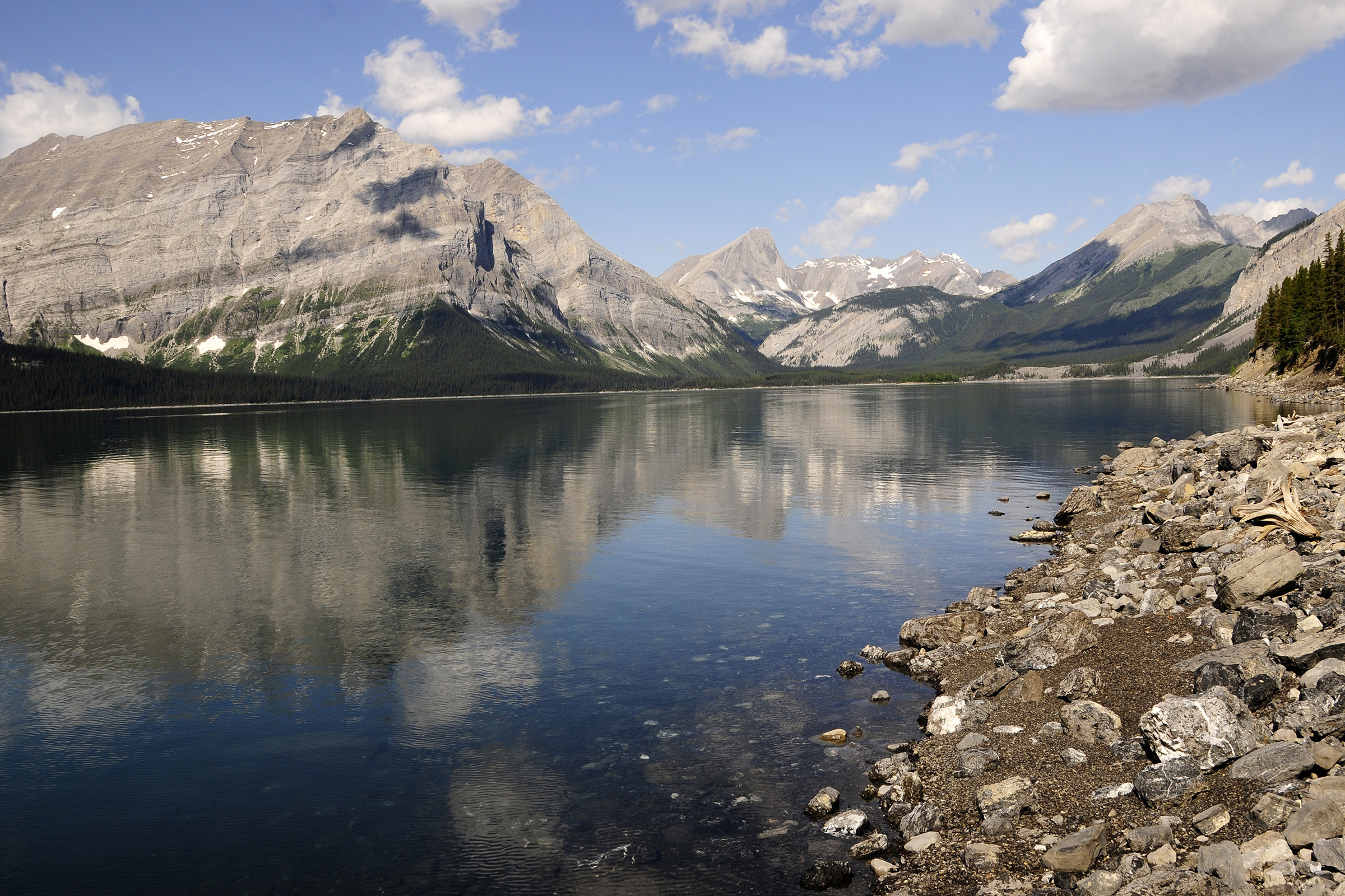Kanada 2011 (Waterton és Kananaskis)
