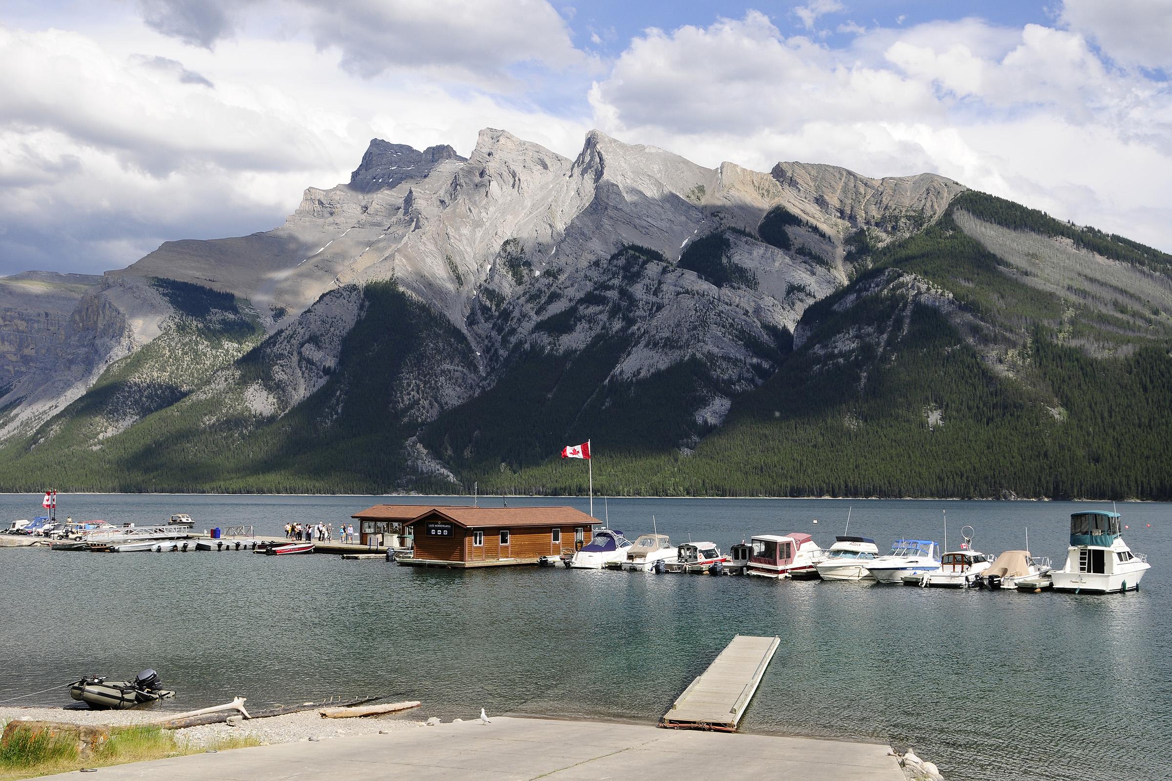 Kanada 2011 (Banff és környéke)