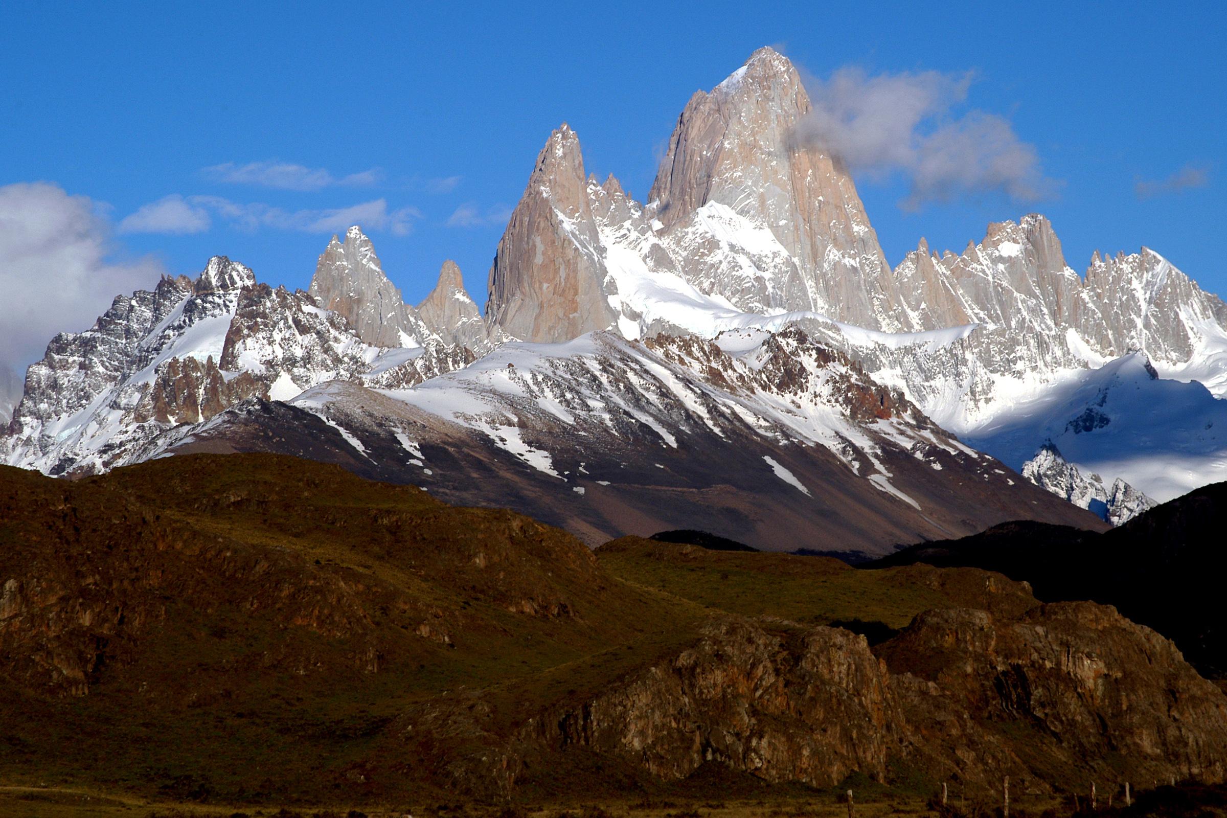 Argentína (Chalten)