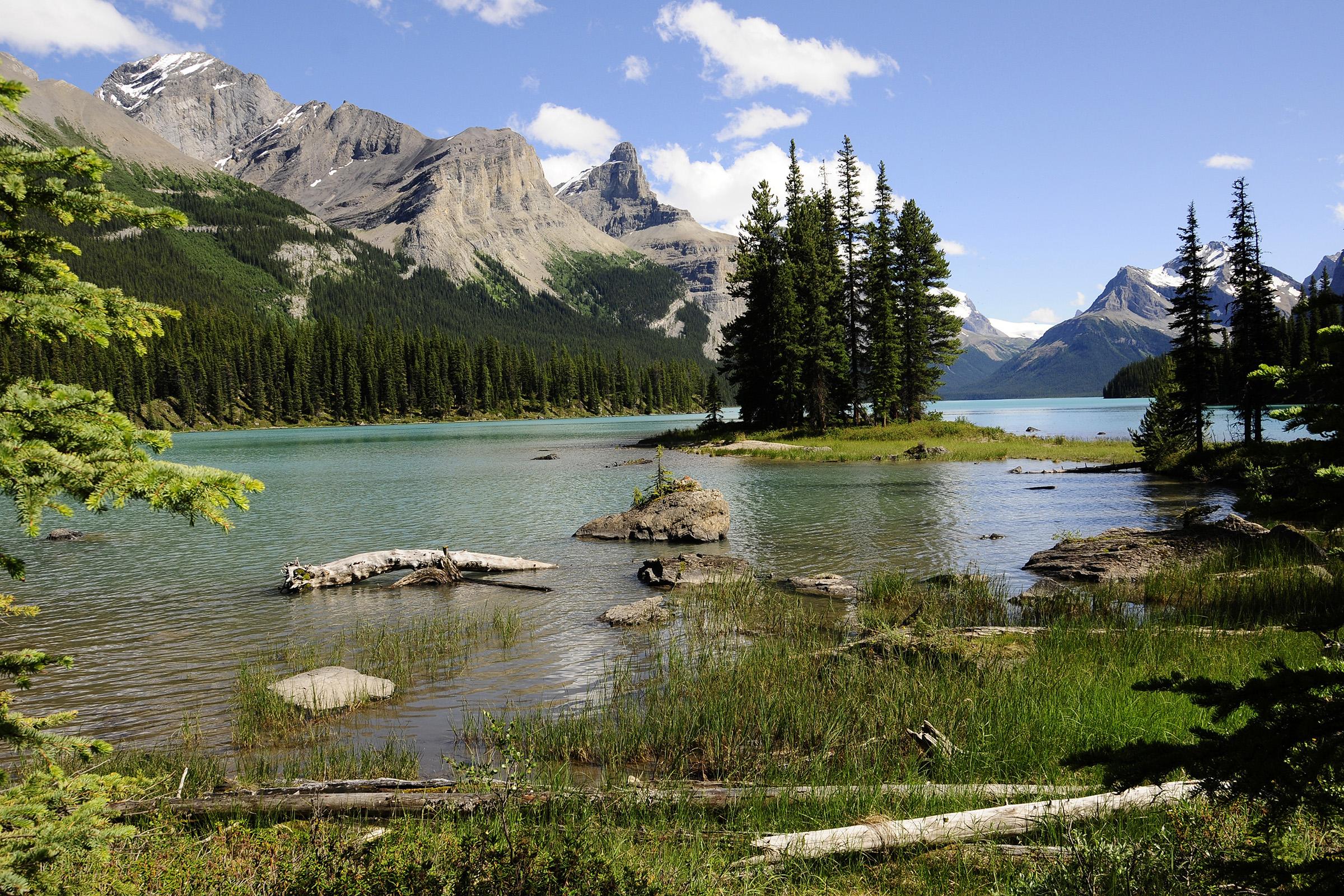 Kanada 2011 (Jasper és környéke)