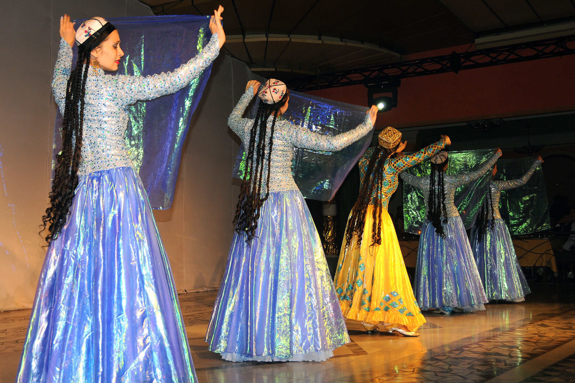 Életképek (Üzbegisztán)