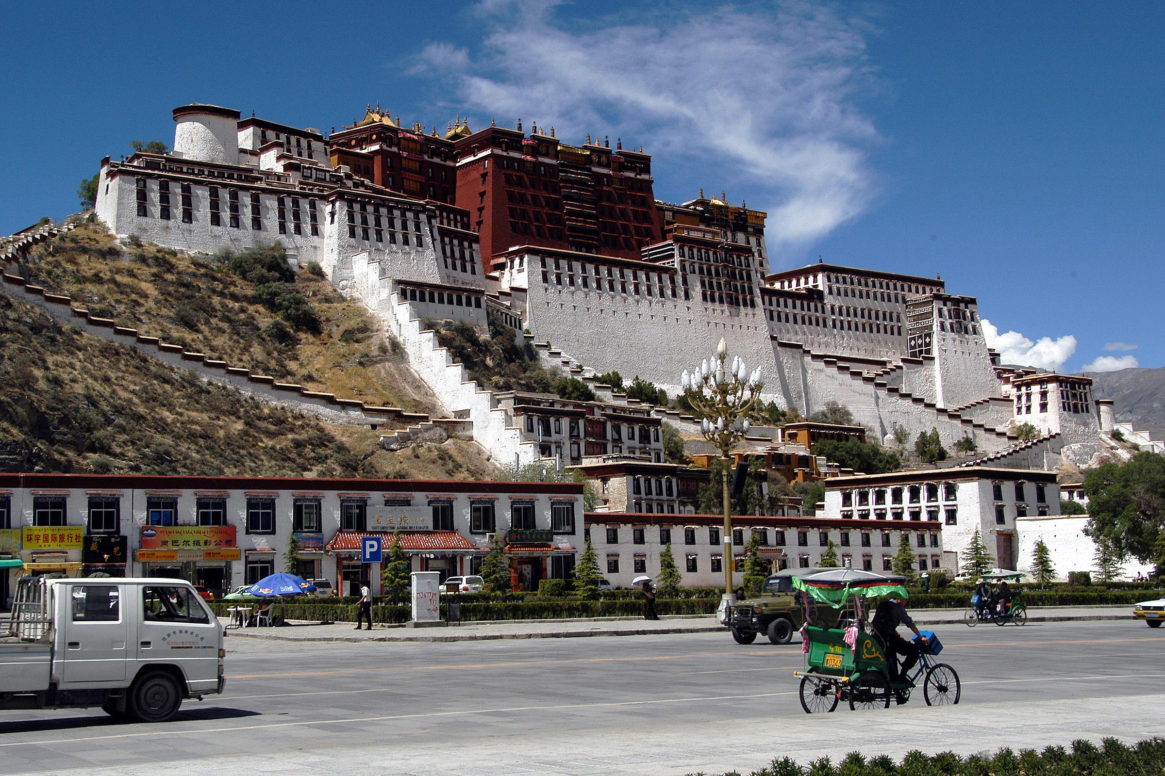 Tibeti utazás