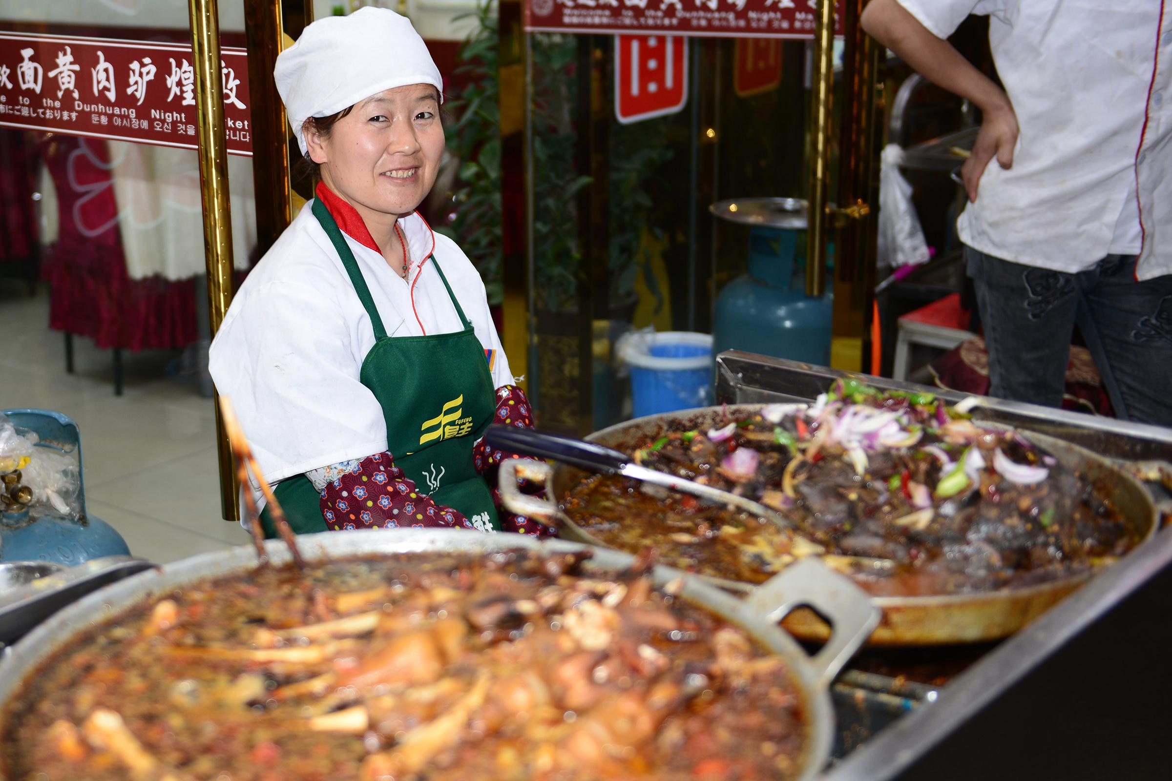 Életképek (Kína)