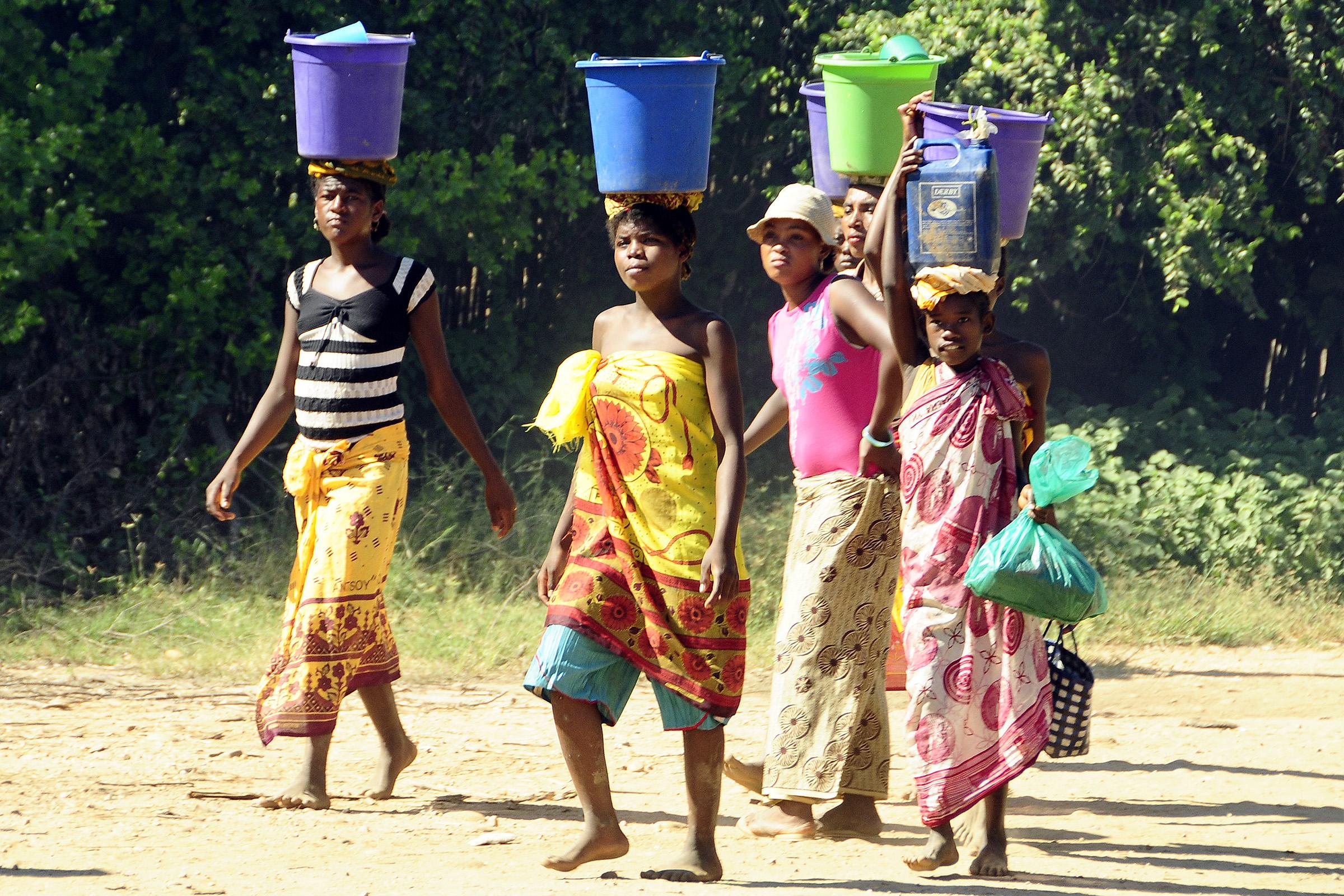 Életképek (Madagaszkár)