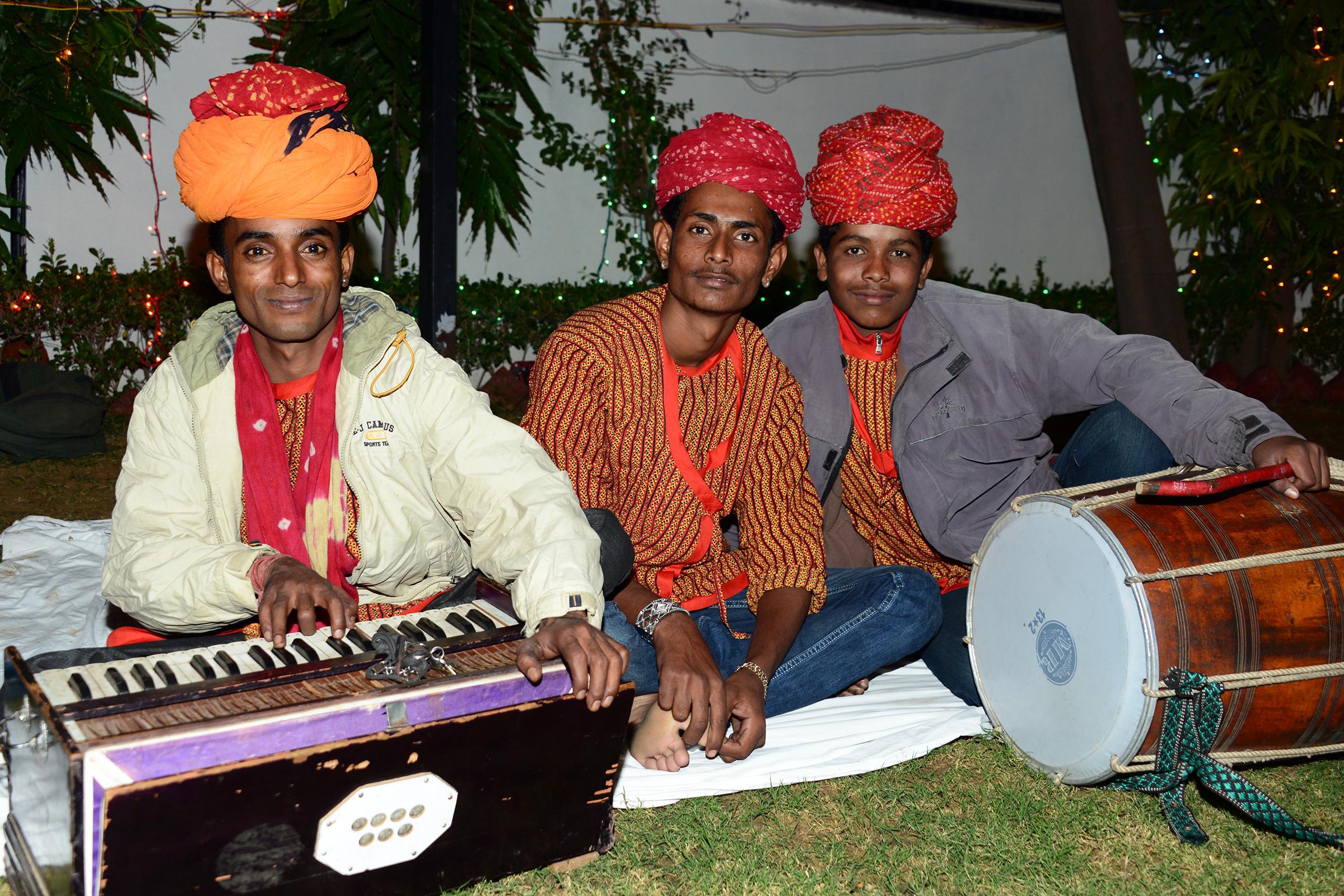 Életképek (Észak-India)
