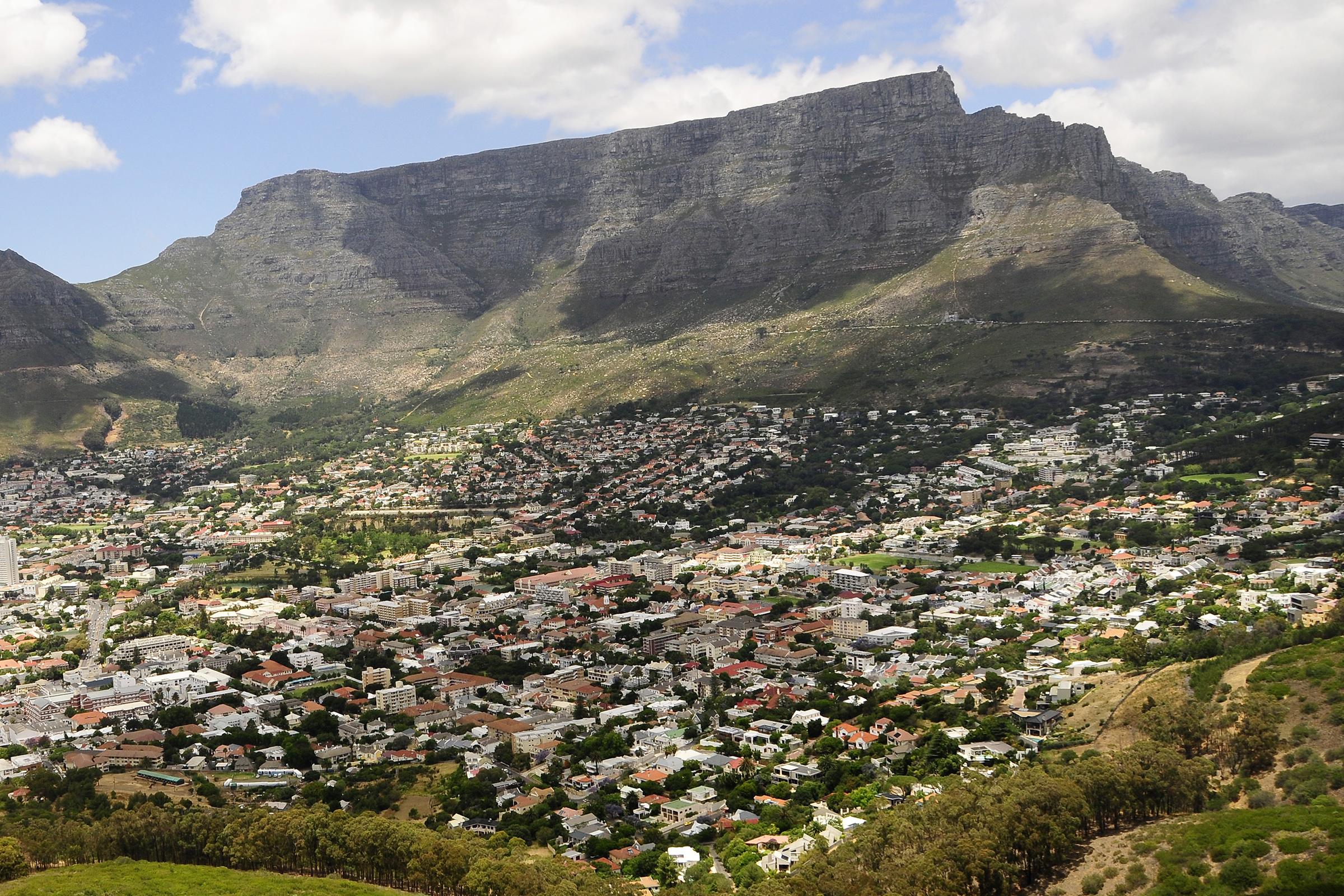 Dél-Afrikai utazás