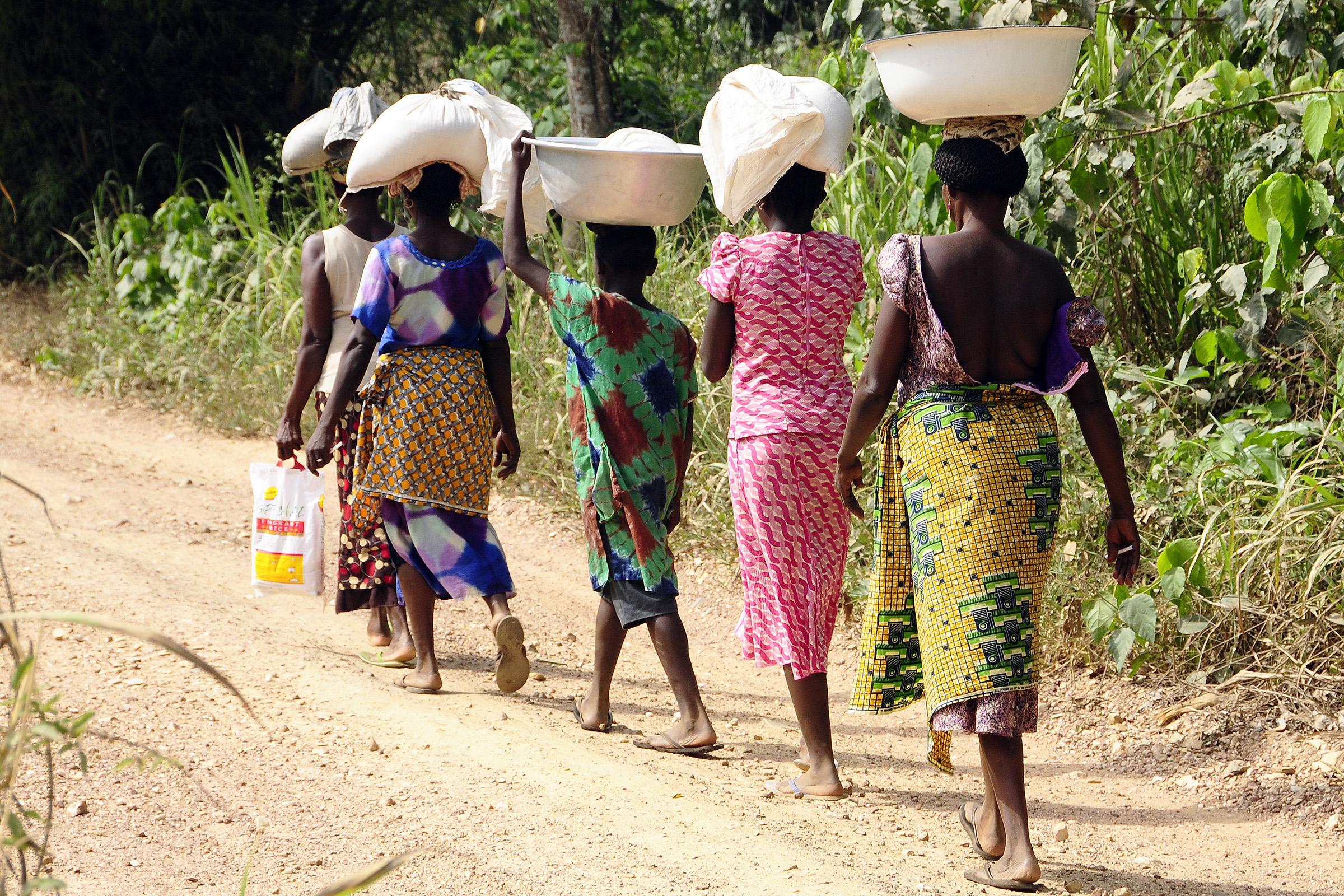 Életképek (Ghana)