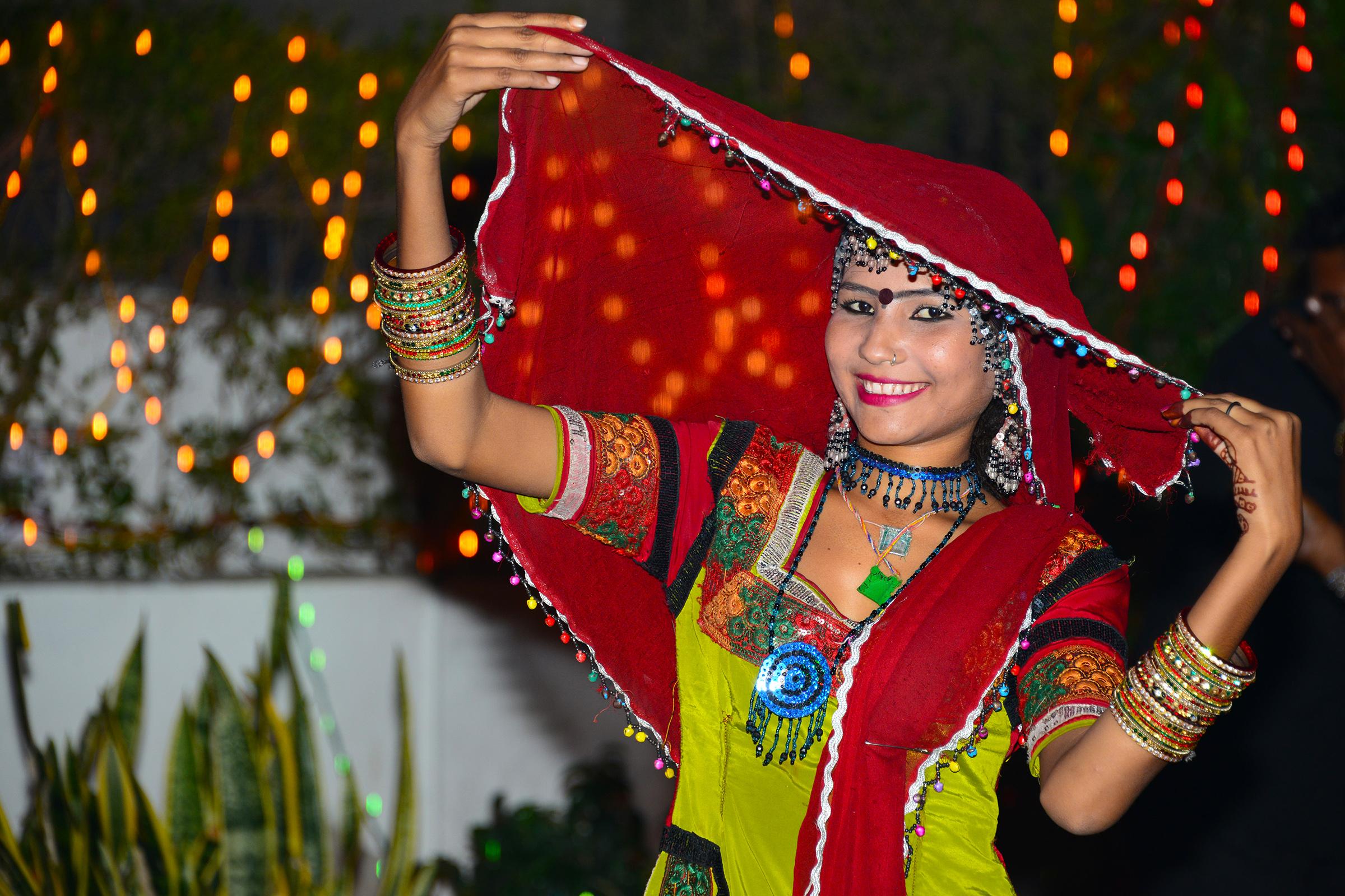 Észak-Indiai emberek