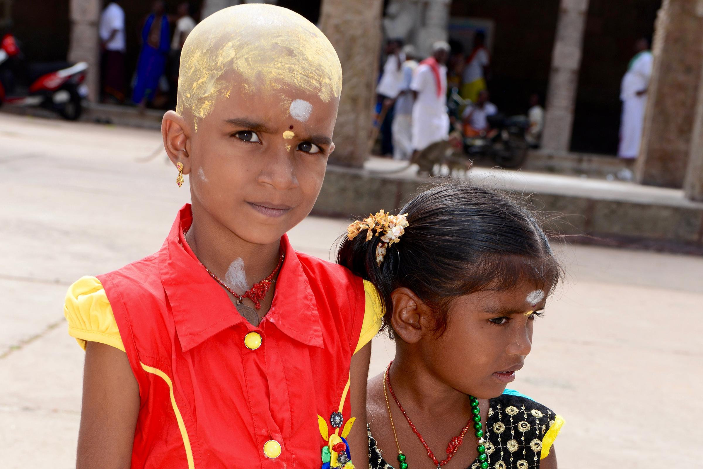 Dél-Indiai életképek