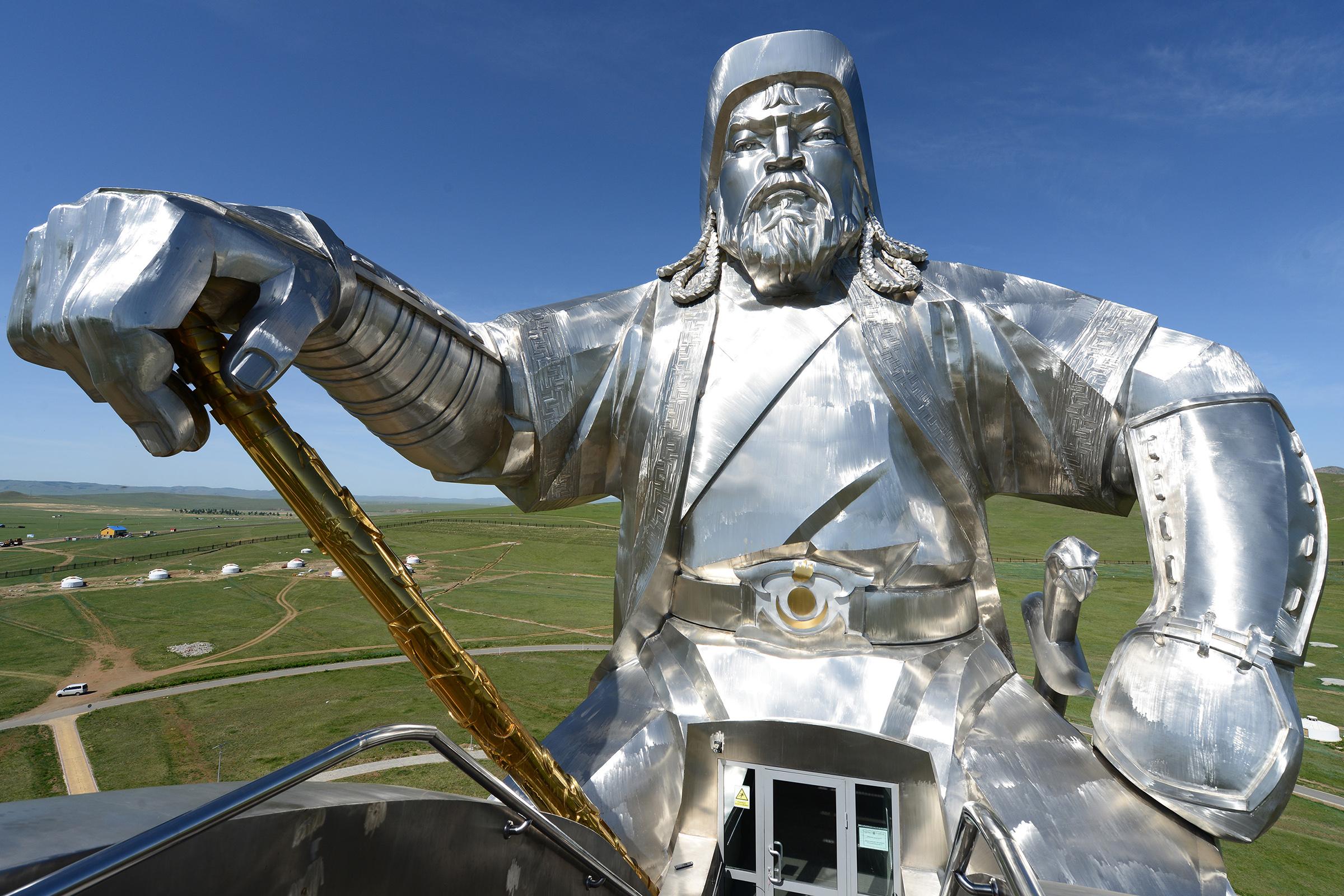 Mongóliai utazás