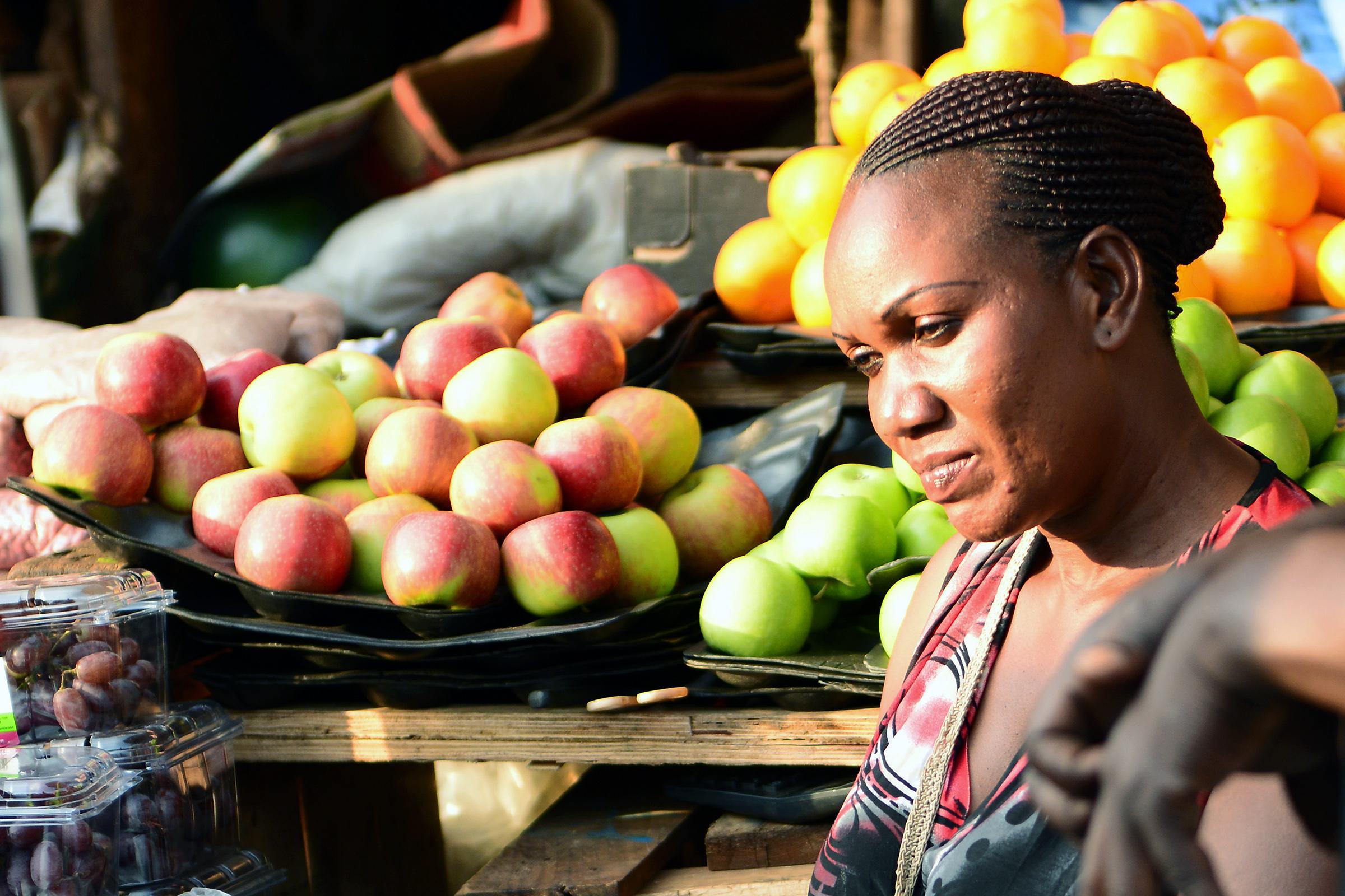 Ugandai emberek