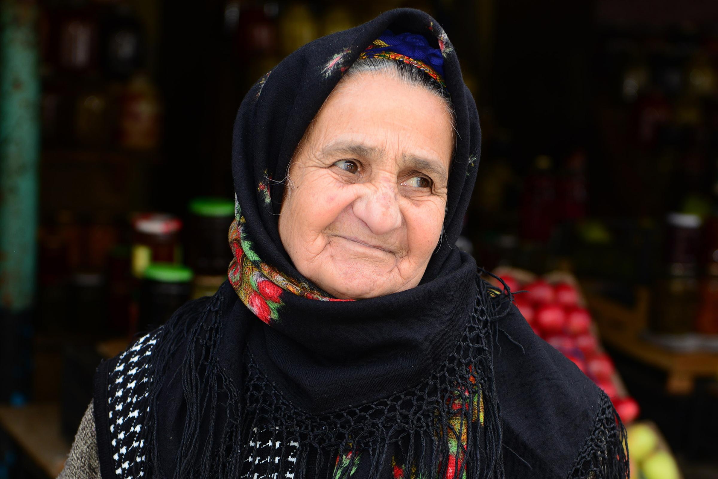 Azeri emberek