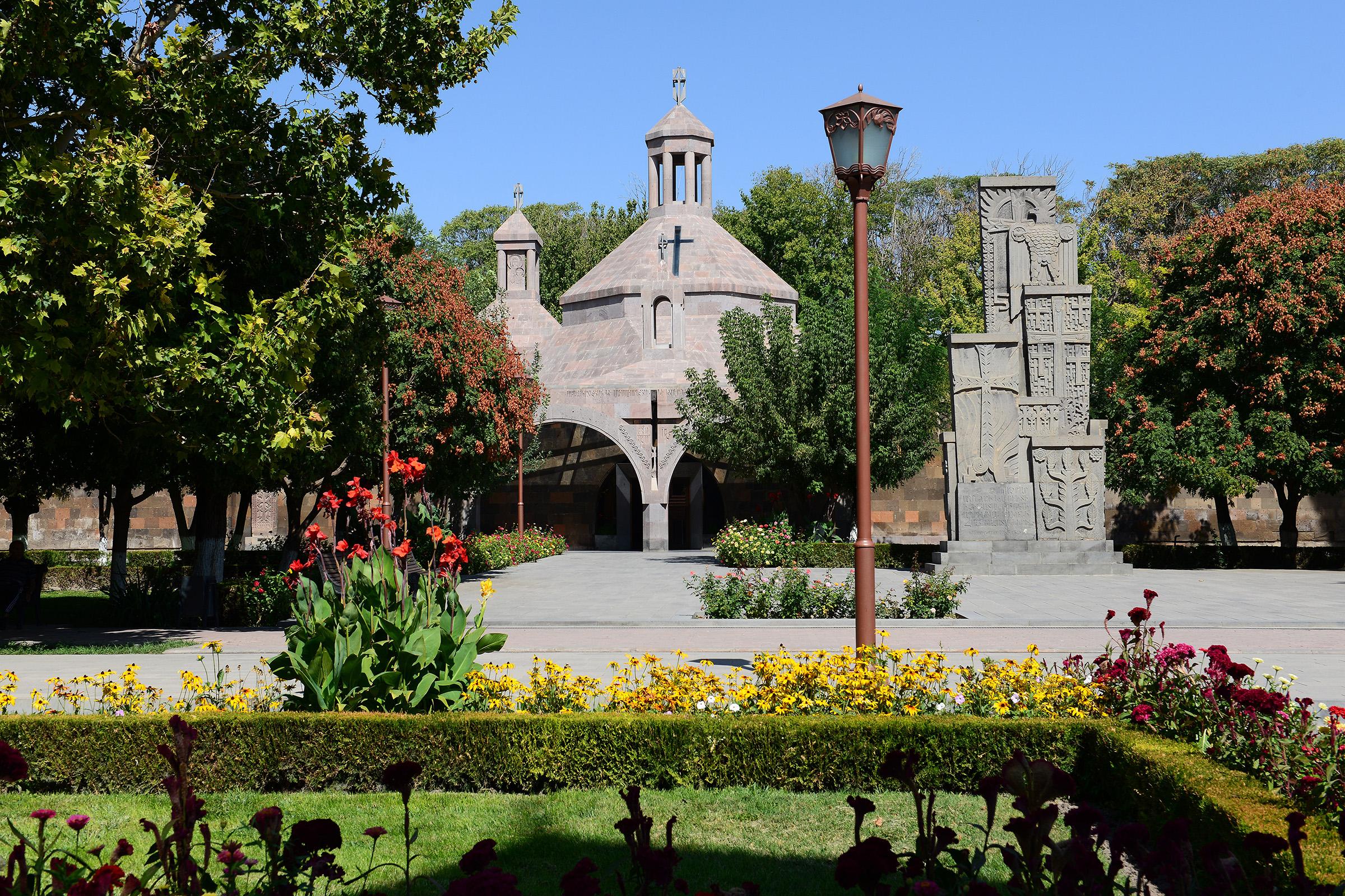Örményországi utazás
