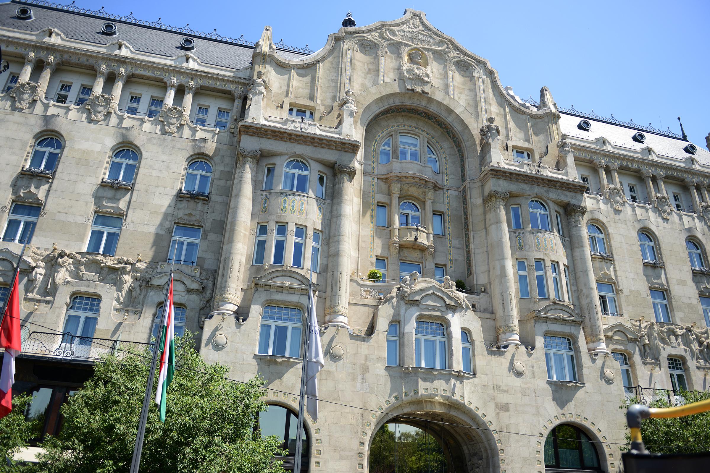 Budapesti városnézés