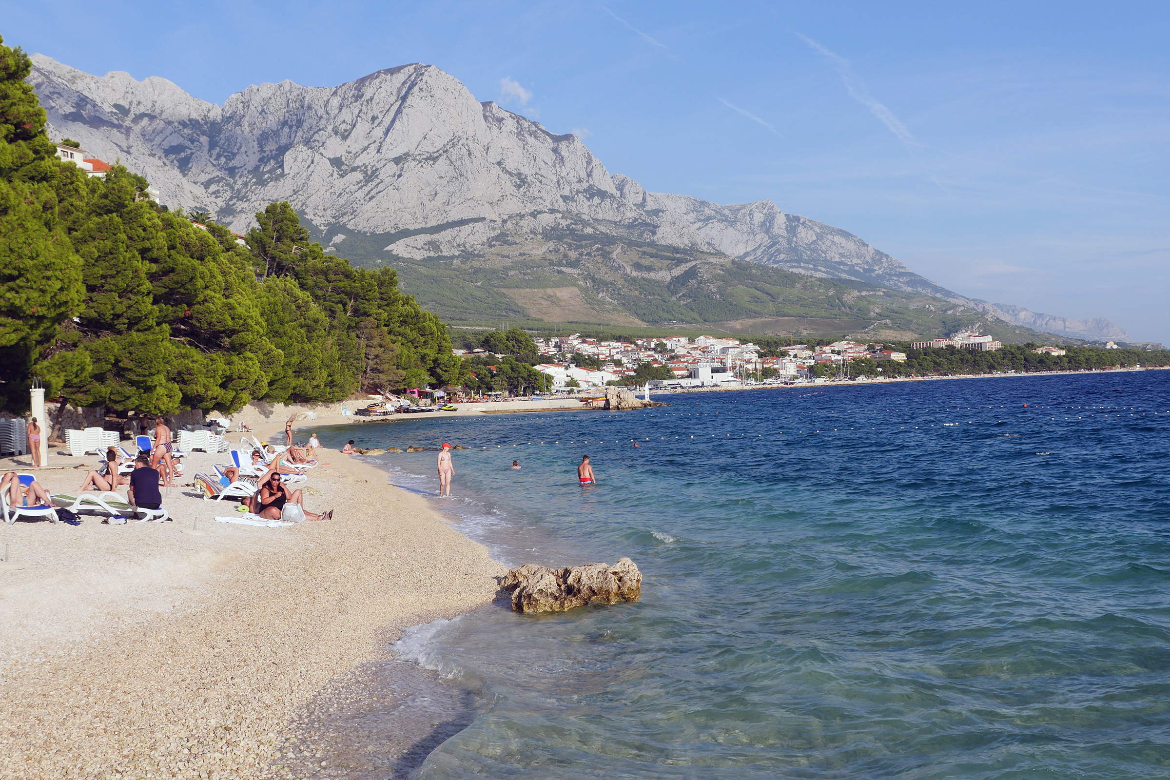 Brela és Makarska
