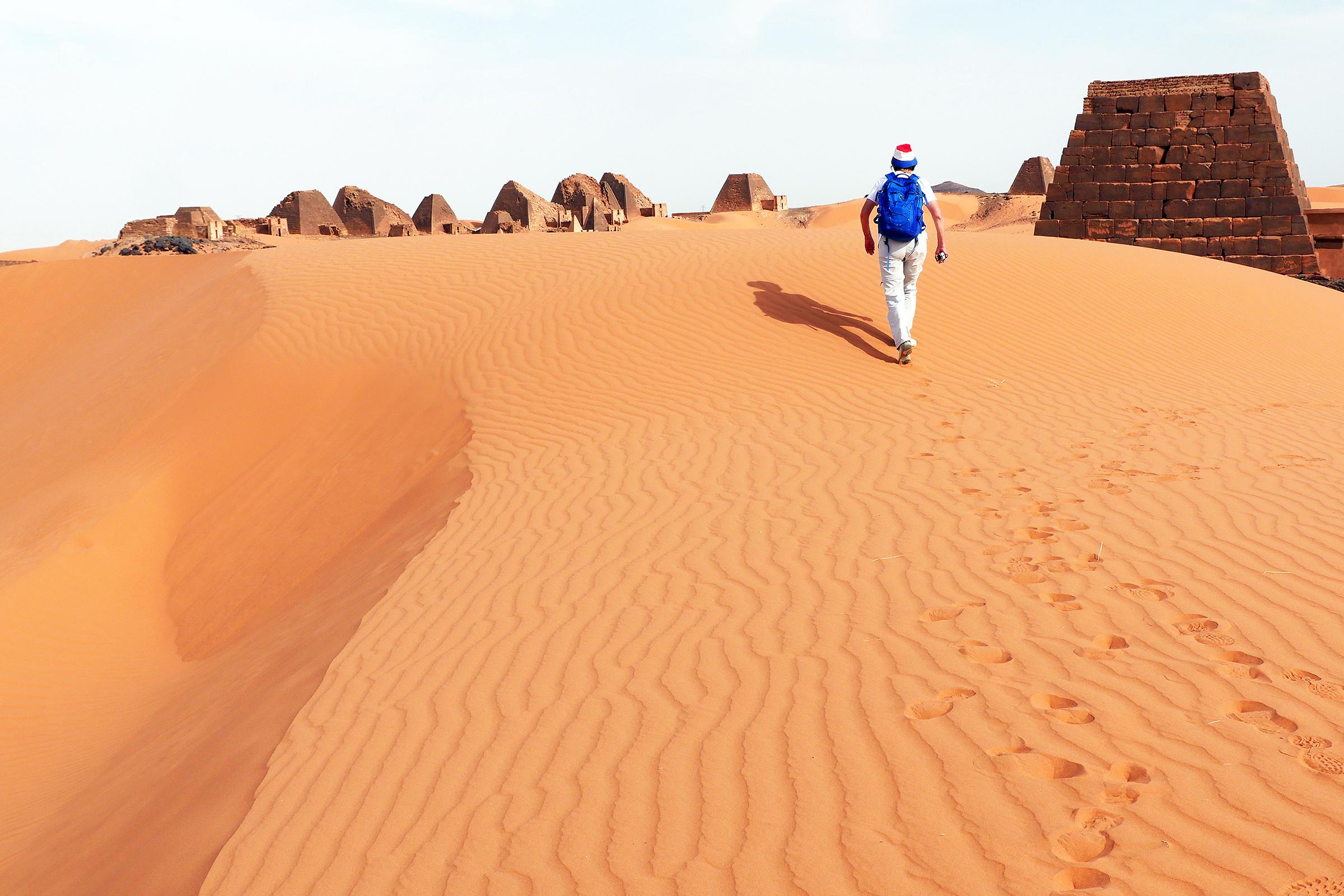Szudáni utazás