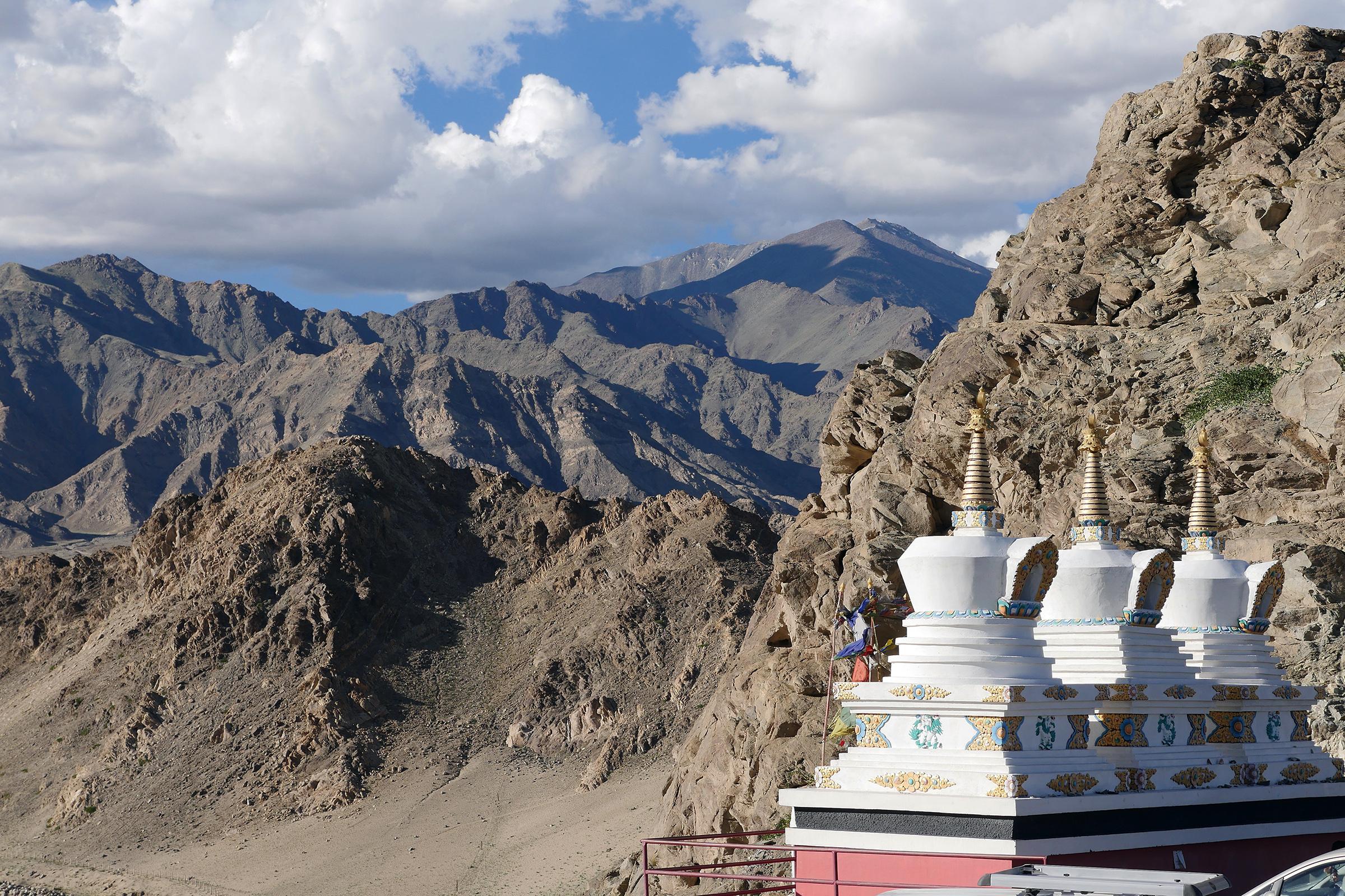 Himalájai tájak