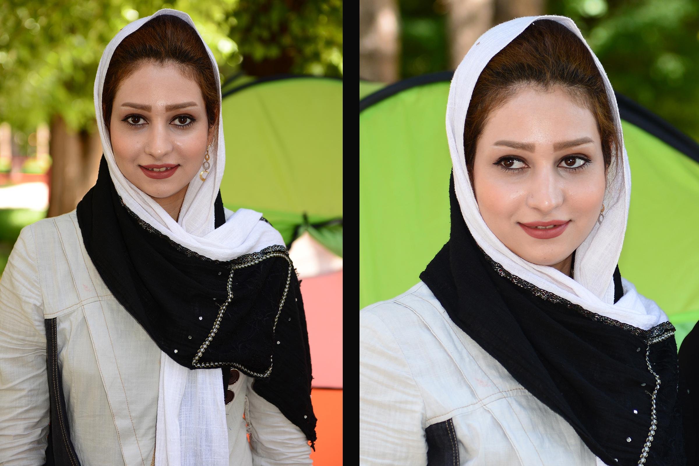 iráni nő know)